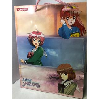 コナミ(KONAMI)のときめきメモリアル ショッピングバッグ(キャラクターグッズ)