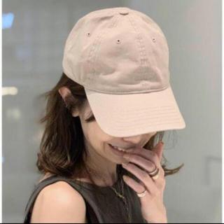 アパルトモンドゥーズィエムクラス(L'Appartement DEUXIEME CLASSE)のl'appartement  アパルトモン good grief CAP 新品(キャップ)