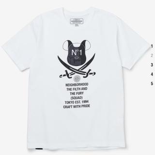ネイバーフッド(NEIGHBORHOOD)の NEIGHBORHOOD MDCM EX / C-TEE サイズXXL(Tシャツ/カットソー(半袖/袖なし))