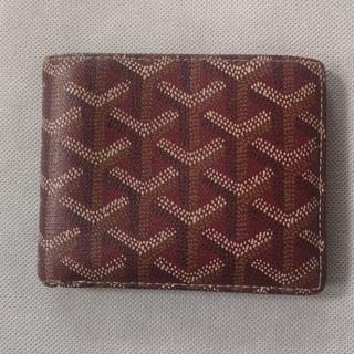 ゴヤール(GOYARD)のゴヤール 財布(折り財布)