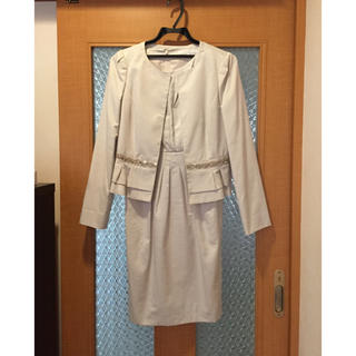 アナイ(ANAYI)の値下げ 新品ANAYI ワンピーススーツ サイズ36(スーツ)