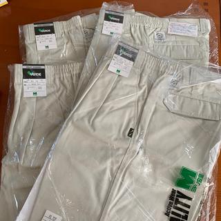 ミドリアンゼン(ミドリ安全)のみどり安全 作業ズボン LL 4枚セット(ワークパンツ/カーゴパンツ)