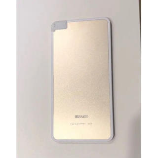 マクセル(maxell)のMPC-RTL3000GD(バッテリー/充電器)