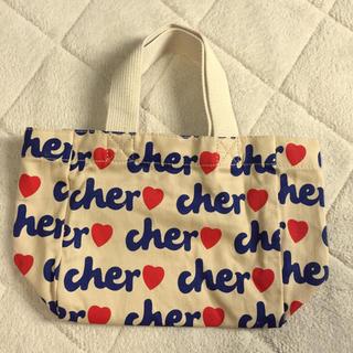 シェル(Cher)のCherシェル ミニトートバッグ(トートバッグ)