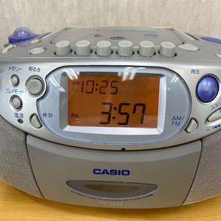 カシオ(CASIO)のCASIO ラジカセCDプレーヤー(ポータブルプレーヤー)