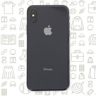 アイフォーン(iPhone)の【B】iPhoneX/256/ドコモ(スマートフォン本体)
