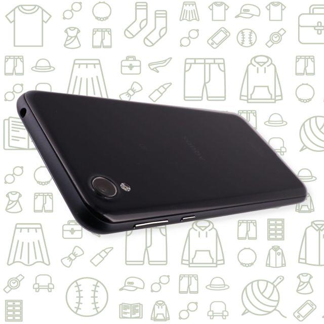 AQUOS(アクオス)の【C】AQUOSsenseplus/SH-M07/32/SIMフリー スマホ/家電/カメラのスマートフォン/携帯電話(スマートフォン本体)の商品写真