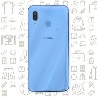 ギャラクシー(Galaxy)の【B】GalaxyA30/SCV43/64/au(スマートフォン本体)