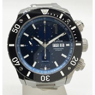 エドックス(EDOX)のエドックス クロノオフショア1 クロノグラフ 0702-01(腕時計(アナログ))