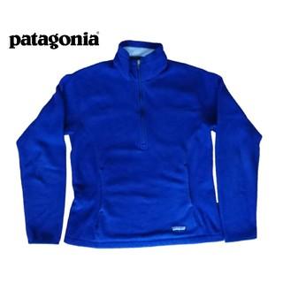パタゴニア(patagonia)のパタゴニア シンチラフリース ウィメンズ パープル(ニット/セーター)