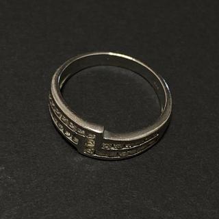 アヴァランチ(AVALANCHE)のAVALANCHE シルバーリング 指輪 ジルコニア(リング(指輪))