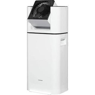 アイリスオーヤマ - IJD-I50 サーキュレーター衣類乾燥除湿機 IRIS ホワイト