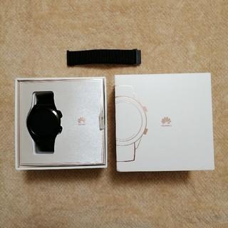 【最終値下です】Huawei Watch GTの42mm(腕時計(デジタル))