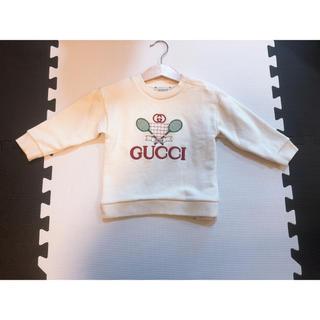グッチ(Gucci)のGUCCI ベビー スウェット(トレーナー)
