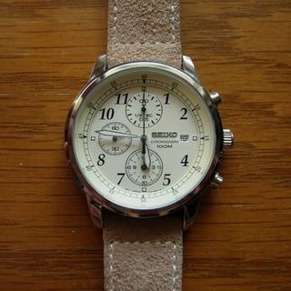 セイコー(SEIKO)のセイコー SNDC31P1 クロノグラフ(腕時計(アナログ))