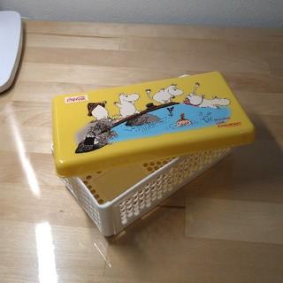 コカコーラ(コカ・コーラ)のムーミン サンドイッチボックス(弁当用品)