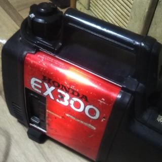 ホンダ(ホンダ)のHONDA発電機 EX300HONDA(防災関連グッズ)