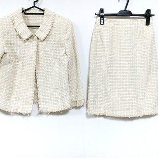 ルネ(René)のルネ スカートスーツ サイズ36 S 肩パッド(スーツ)