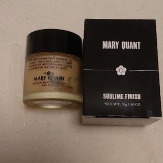 マリークワント(MARY QUANT)のMARY QUANT☆SUBLIME FINISH OC-30(ファンデーション)