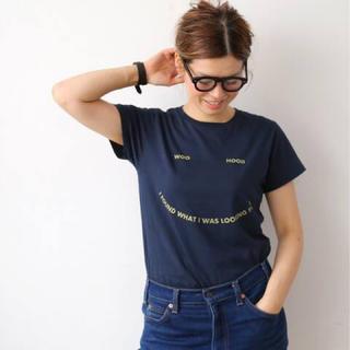 ドゥーズィエムクラス(DEUXIEME CLASSE)のDeuxieme  Classe☆新品 CALUX WOO HOO !!Tシャツ(Tシャツ(半袖/袖なし))