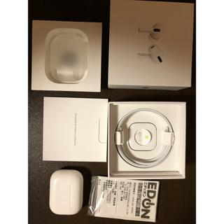 アップル(Apple)のAirPods Pro 国内正規品 namaco様専用(ヘッドフォン/イヤフォン)