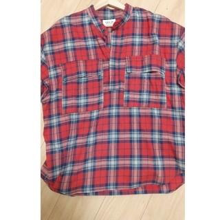 フィアオブゴッド(FEAR OF GOD)のfearofgod flannel shirt(Tシャツ/カットソー(半袖/袖なし))