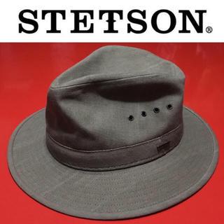 ダブルアールエル(RRL)のSTETSON ハット ステットソン 帽子 ジョニーデップ  rrl サファリ (ハット)