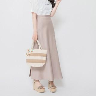 フリーズマート(FREE'S MART)のサテンスカート(ロングスカート)