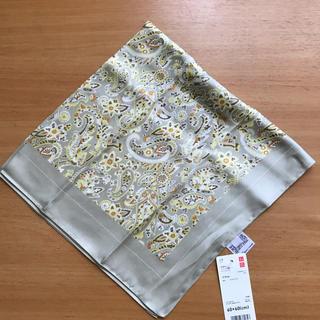 ユニクロ(UNIQLO)のスカーフ(ユニクロ)(バンダナ/スカーフ)