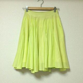 デミルクスビームス(Demi-Luxe BEAMS)のマリハ様専用 AMBALI 2014SS(ひざ丈スカート)