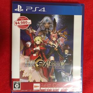 プレイステーション4(PlayStation4)のFate/EXTELLA(フェイト/エクステラ)(Best Collection(家庭用ゲームソフト)