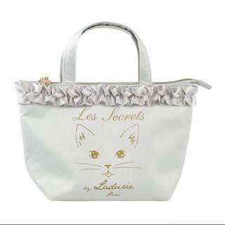 ラデュレ(LADUREE)のスクレbyラデュレ lovely catトートバッグ 未使用タグ付き(トートバッグ)