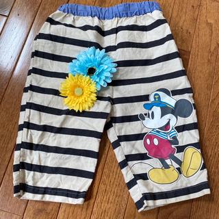 ディズニー(Disney)のミッキー✩.*ディズニー男の子 年子 双子 兄弟ハーフパンツ 短パンベビーキッズ(パンツ/スパッツ)