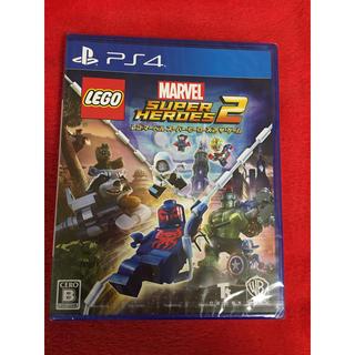 プレイステーション4(PlayStation4)の値下げ!レゴ マーベル スーパーヒーローズ2 ザ・ゲーム PS4(家庭用ゲームソフト)