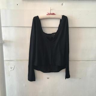 ミュウミュウ(miumiu)の最終価格🖤miumiu tops.(Tシャツ(長袖/七分))