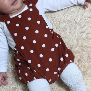 ジャカディ(Jacadi)の6ヶ月ベビー服(ワンピース)