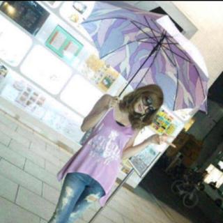 レディー(Rady)のRady ノベルティ ミルフルール マーブル 傘 アンブレラ(傘)