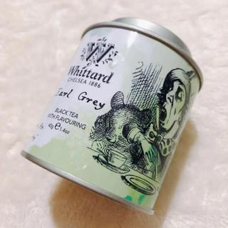 ロイヤルコペンハーゲン(ROYAL COPENHAGEN)のWHITTARD / ウィタード 限定 アリス缶(茶)