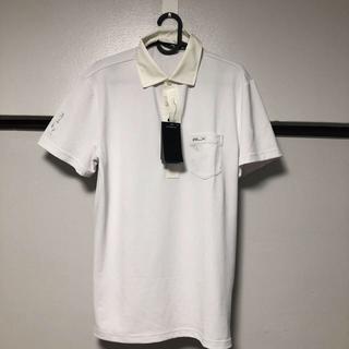 ポロラルフローレン(POLO RALPH LAUREN)のRLX ゴルフウェア白オレンジ2枚セット(ウエア)