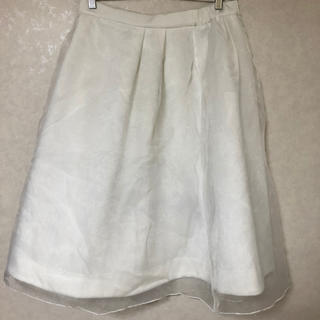 ジエンポリアム(THE EMPORIUM)のTHE EMPORIUM チュール スカート(ひざ丈スカート)
