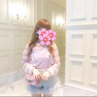 ピンクハウス(PINK HOUSE)の未使用品☆定価25000円→4444円 ピンクハウスチェルシー スカート(ひざ丈スカート)