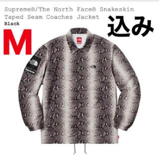 シュプリーム(Supreme)のコーチジャケット M(ナイロンジャケット)