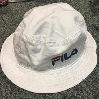 フィラ(FILA)のまい様専用 FILA ハット 帽子(ハット)