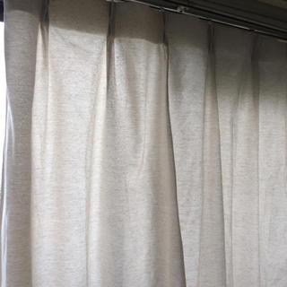 ムジルシリョウヒン(MUJI (無印良品))の無印カーテン 100×