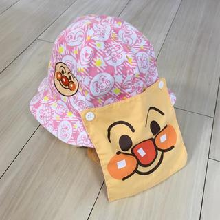アンパンマン(アンパンマン)のアンパンマン 帽子 日除け付き 50cm(帽子)