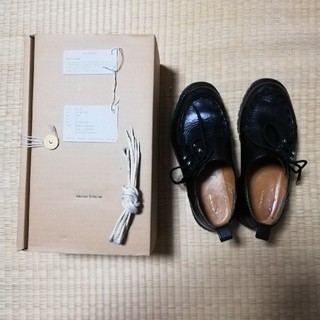 エンダースキーマ(Hender Scheme)の【Hender Scheme】full lace trek(ドレス/ビジネス)