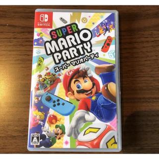 ニンテンドースイッチ(Nintendo Switch)のSwitch マリオパーティー(家庭用ゲームソフト)