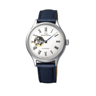 オリエント(ORIENT)の美品 オリエントスター CLASSIC SEMI SKELETON(腕時計)