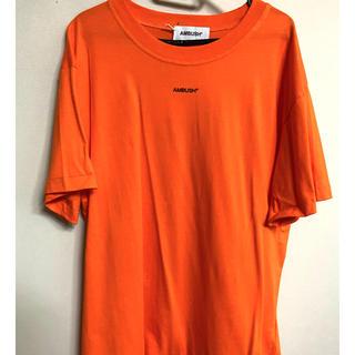 アンブッシュ(AMBUSH)の※最終 dude9 系 Ambush リフレクター オレンジ サイズ3(Tシャツ/カットソー(半袖/袖なし))