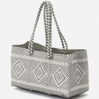 ユナイテッドアローズ(UNITED ARROWS)の新品同様美品ビニールbag(トートバッグ)